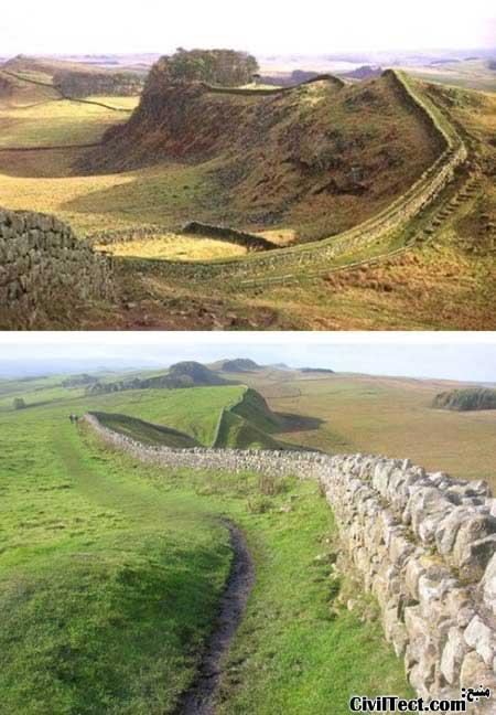 دیوار هادریان - Hadrians wall