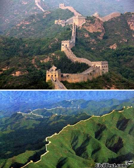 دیوار عظیم چین