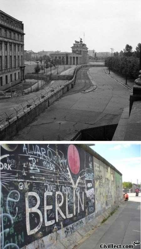 دیوار برلین - پرده آهنین