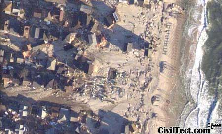 تصاویر طوفان سندی - Sandy