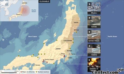 بررسی آیین نامه زلزله ژاپن – درسهایی برای ایران!