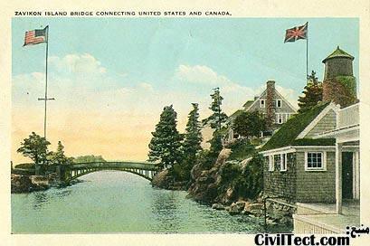 کارت پستالی از سال 1910 میلادی