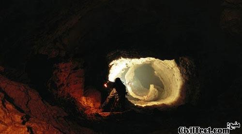 غار عمیق گرجستان