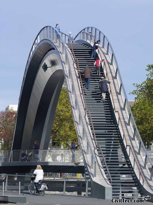 پل راه شیری در هلند