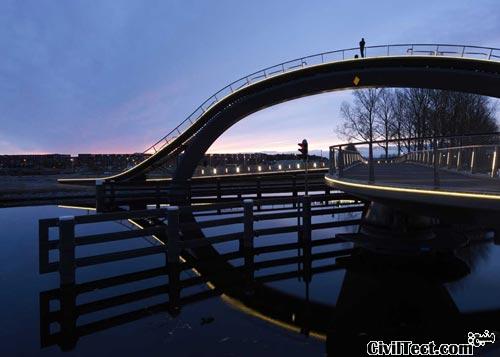 پل های زیبا