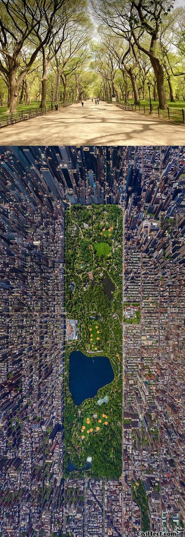 پارک مرکزی نیویورک - Central Park New York