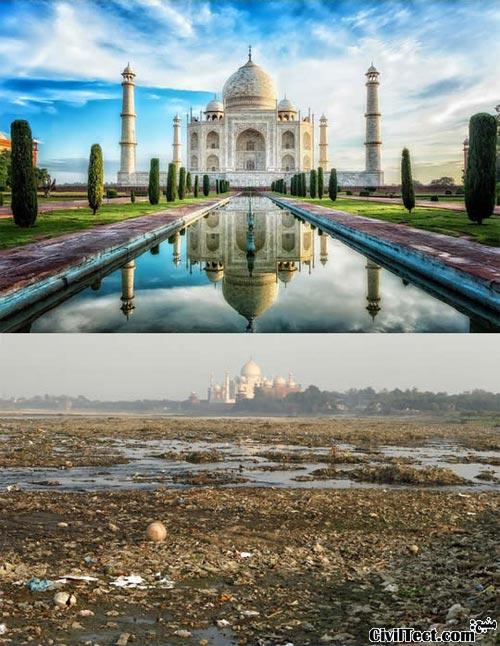 تاج محل هند - Taj Mahal India