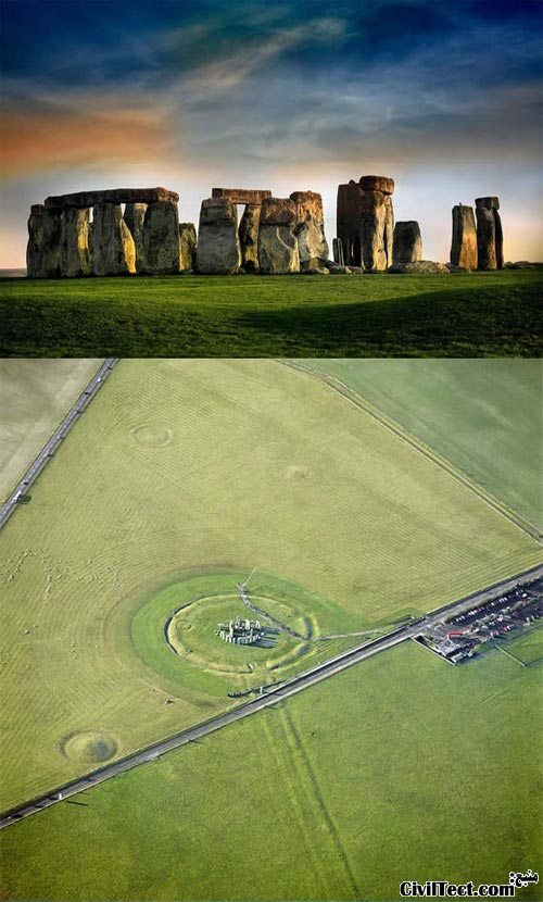 Stonehenge UK - استون هنج انگلستان