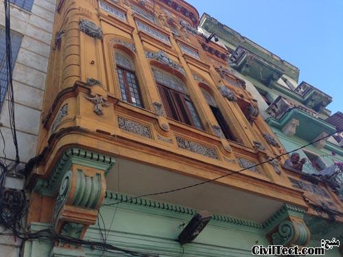 خانه های کوبا