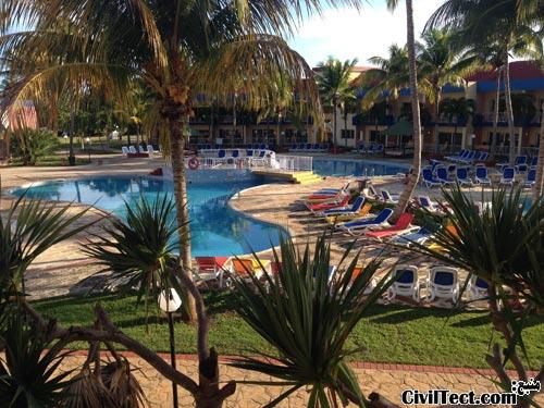 هتلی در  شهر وارادرو (Varadero)