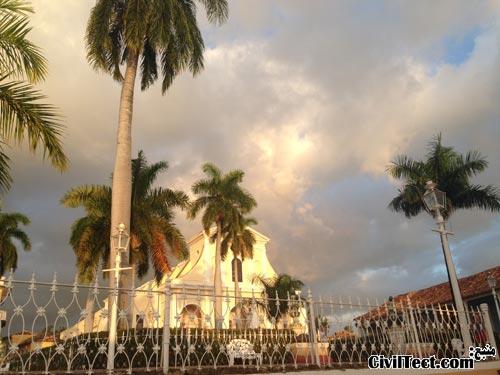 شهر تاریخی ترینیداد (Trinidad)