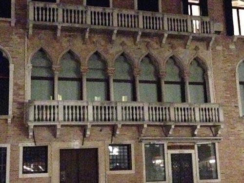معماری ونیز