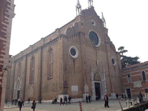 کلیسای سنتا ماریا گلوریوسا دی فراری (Santa Maria Gloriosa dei Frari )