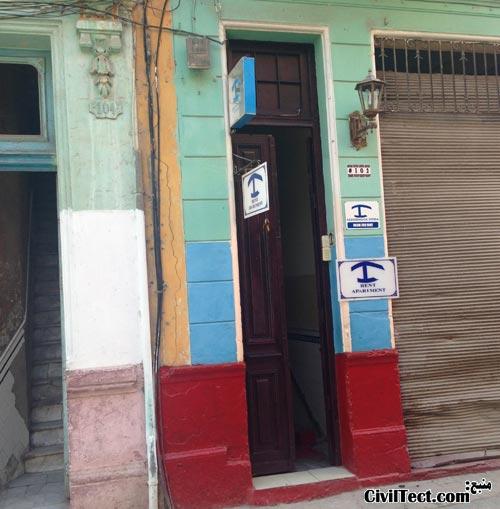 خانه های اجاره ای در کوبا