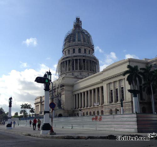 El Capitolio هاوانا