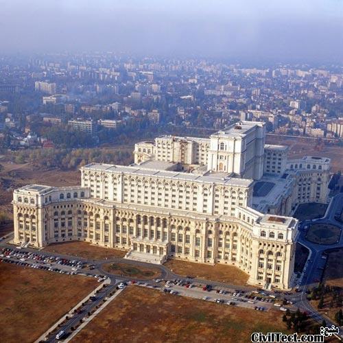 کاخ پارلمانی رومانیا