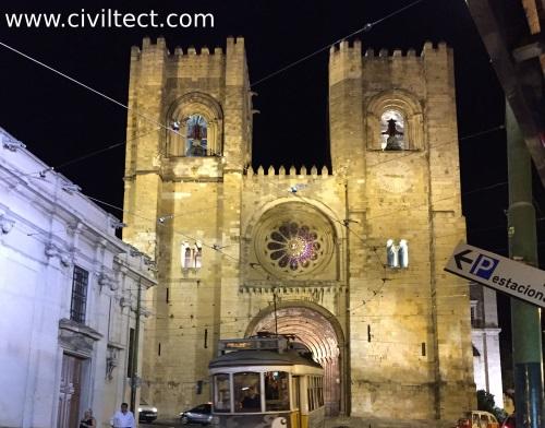 کلیسای جامع لیسبون (Lisbon Cathedral)