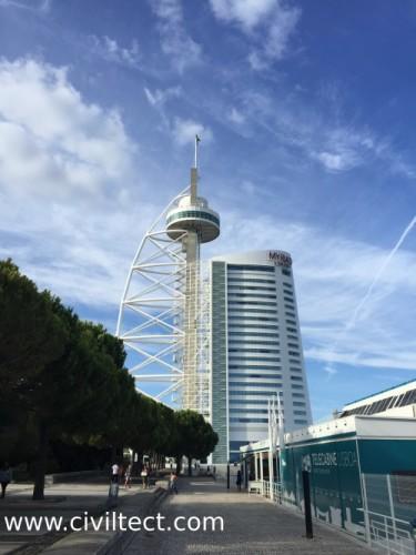 برج واسکو دا گاما (Vasco da Gama Tower)