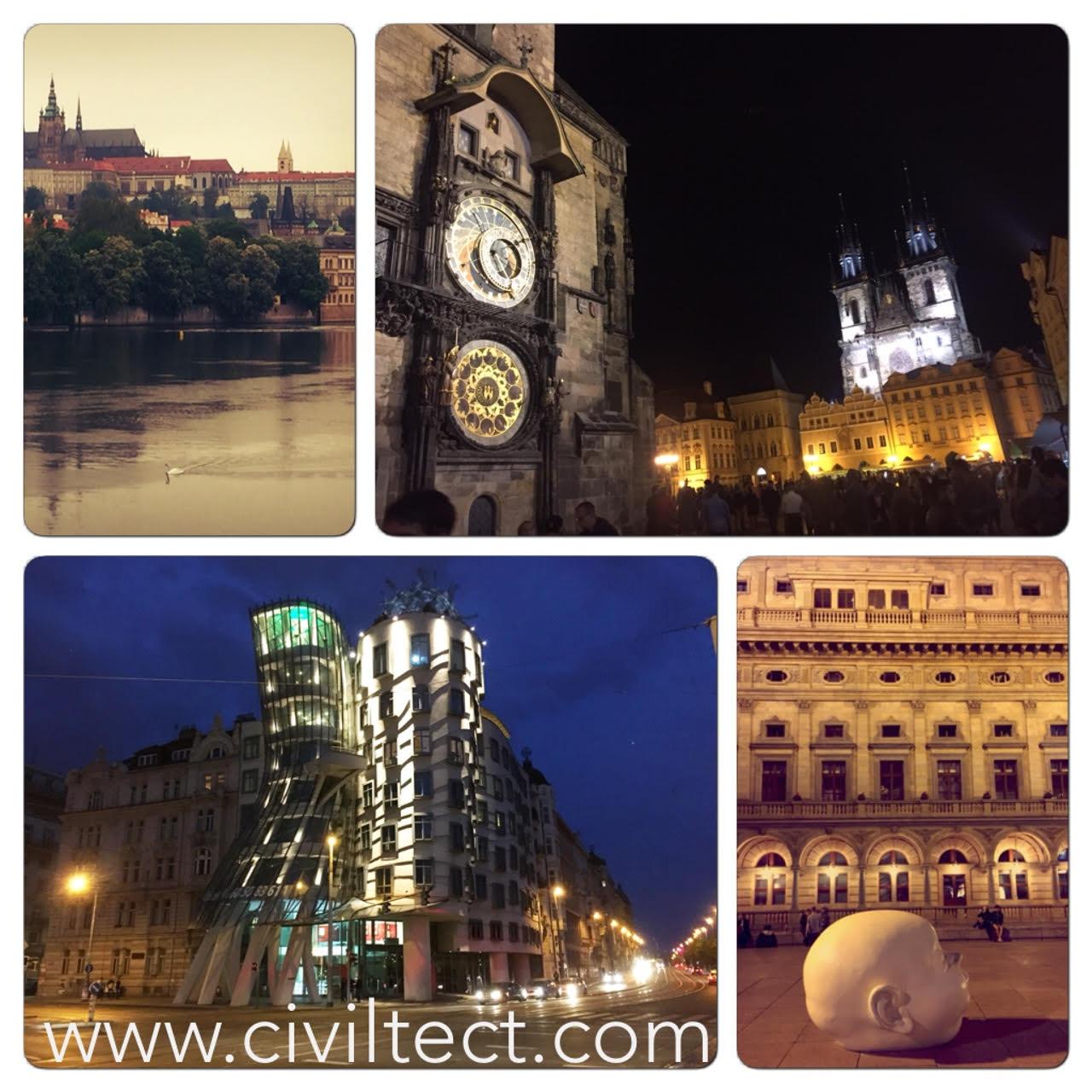 دیدنی های پراگ - جمهوری چک
