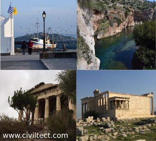 سفرنامه یونان - آتن