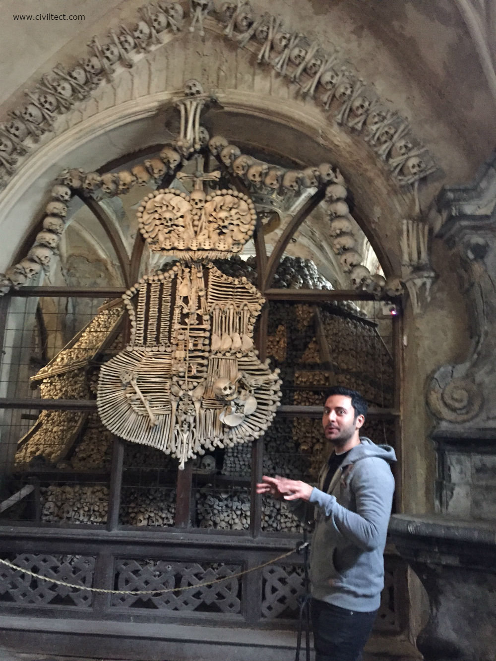 کلیسا استخوانی - اسکلتی جمهوری چک