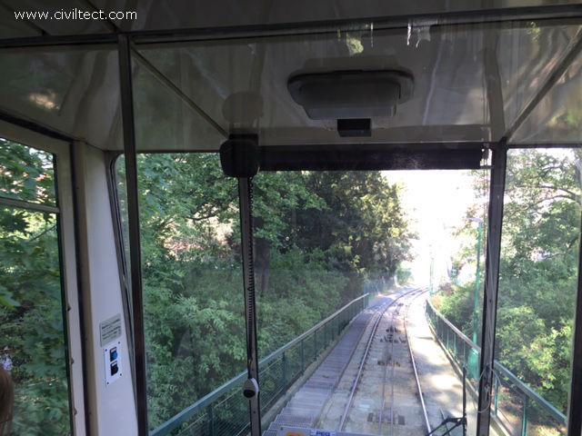 قطار شیبدار پراگ